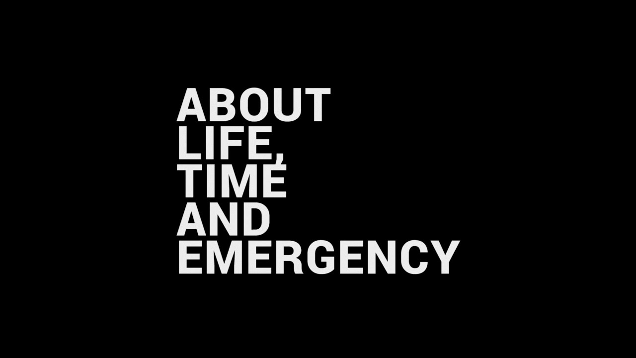 About Life, Time and Emergency – Francois Simitchiev