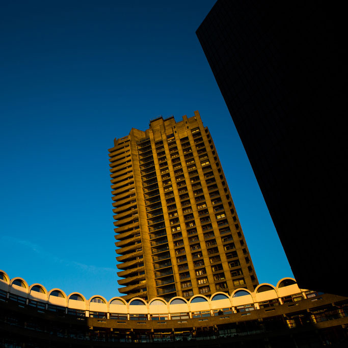 Barbican Centre - London UK