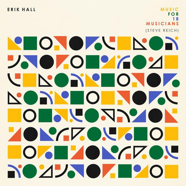 Steve Reich, Erik Hall – Pulses (Spotify)