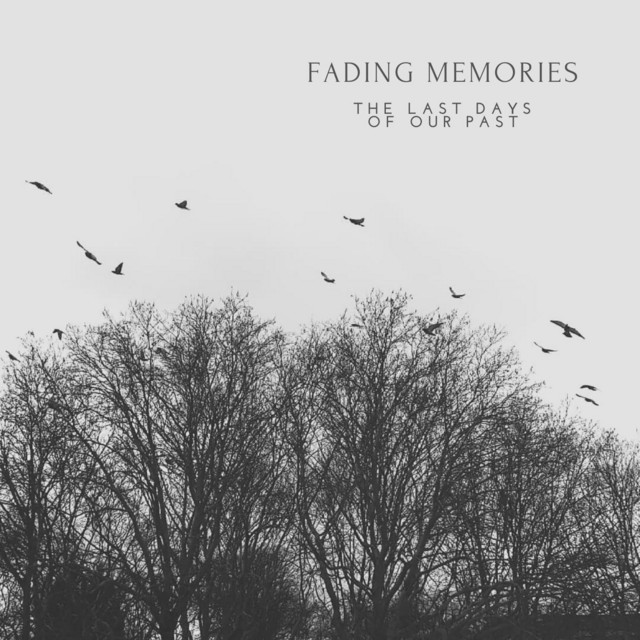 The Last Days of Our Past – Fading Memories (Spotify)