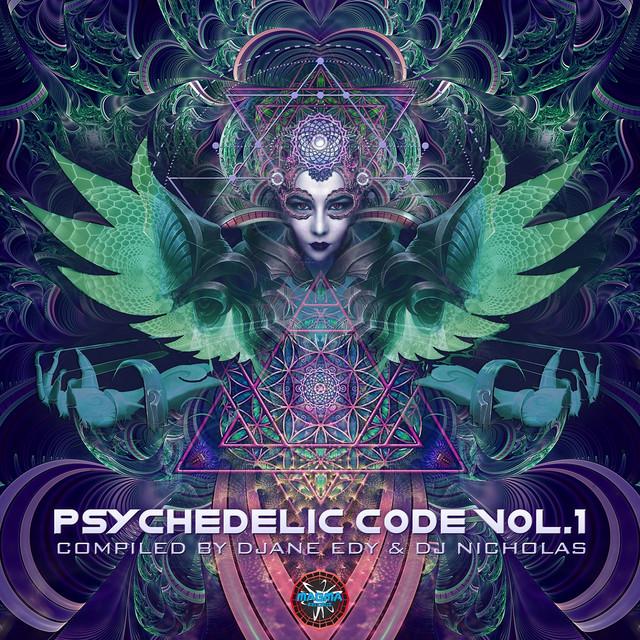 Djane Edy, DJ Nicholas – Psychedelic Code, Vol. 1 (Compiled by Djane Edy & DJ Nicholas) (Spotify)