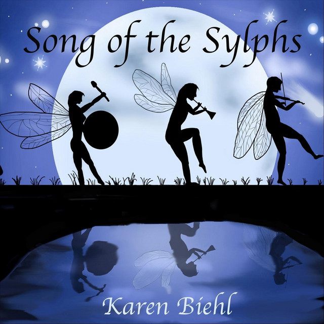 Karen Biehl – Song of the Sylphs (Spotify)