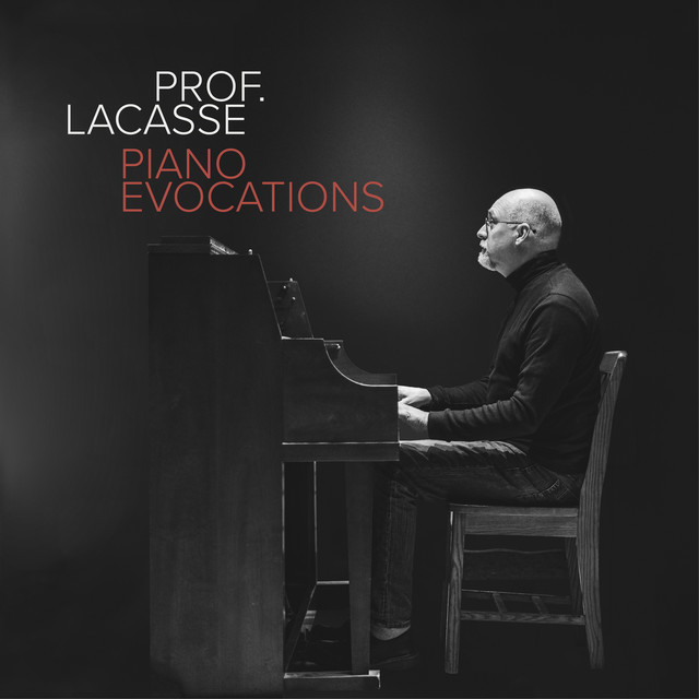 Prof. Lacasse – Lost and Found (Spotify)