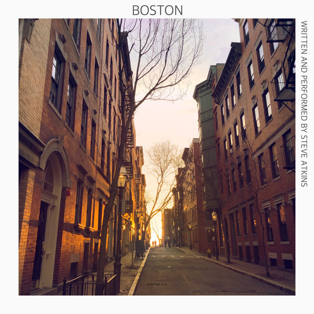 Steve Atkins – Boston (Spotify)