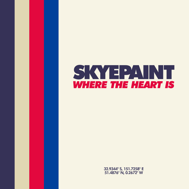 Skyepaint – Where the Heart Is (Spotify)
