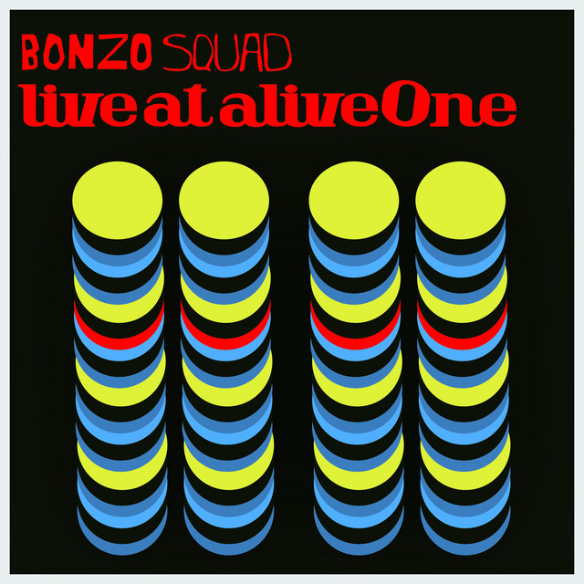 Bonzo Squad – iO (Live) (Spotify)