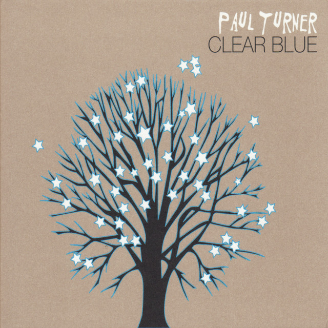 Paul Turner – Clear Blue (Spotify)