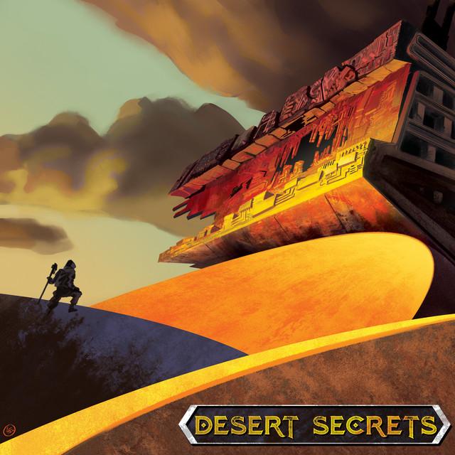 Emil Smith – Desert Secrets (Spotify)