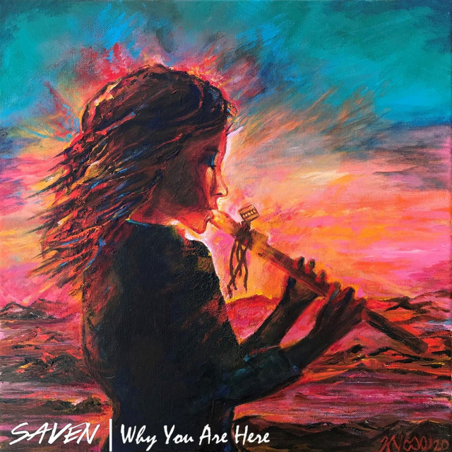 Saven – Why You Are Here (Spotify)