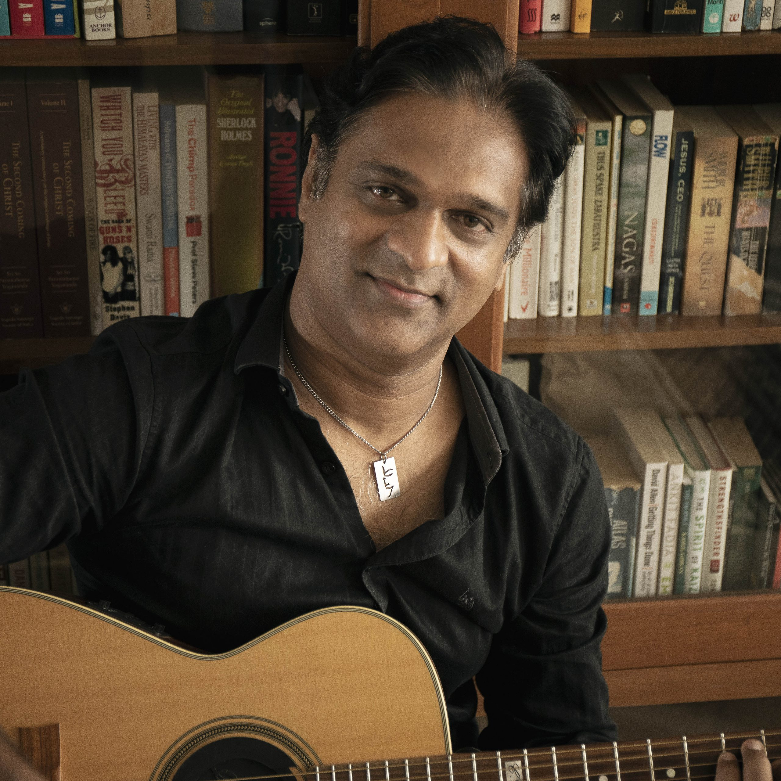 Suraj Mani Interview on Nagamag.com