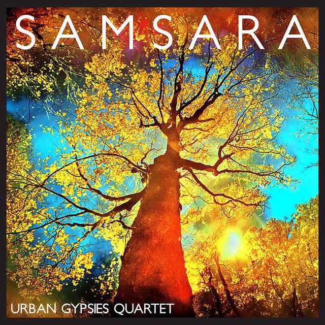 Urban Gypsies Quartet – The Prophet (Spotify)