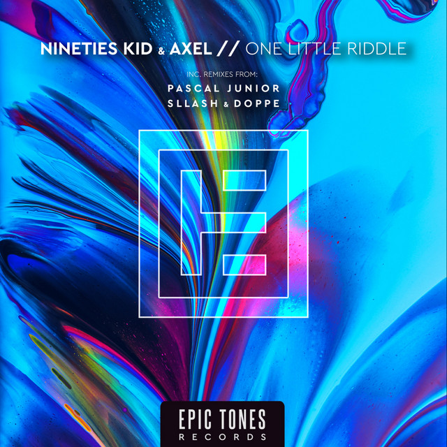 Nineties Kid – One Little Riddle (Spotify)