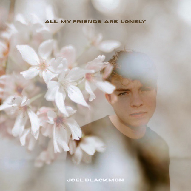 Joel Blackmon – All My Friends Are Lonely (Spotify)