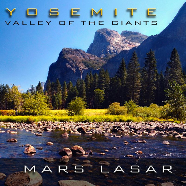 Mars Lasar – Glacier Point (Spotify)