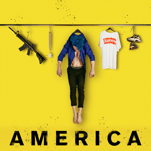 Moncrieff – AMERICA (Spotify)