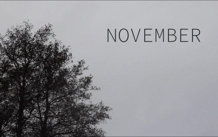 Daniel Rosenholm - November (Video)