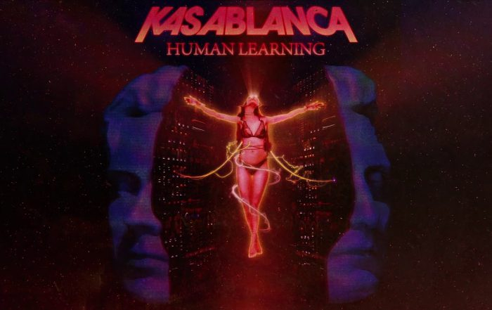 Kasablanca: Human Learning (Extended Mix) (Video)
