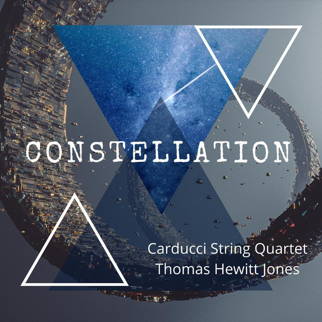 Thomas Hewitt Jones – Constellation (Spotify)
