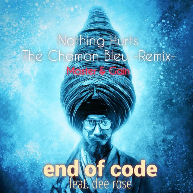 End of Code – Nothing Hurts The Chaman Bleu – Master & Gain Remix (Spotify)