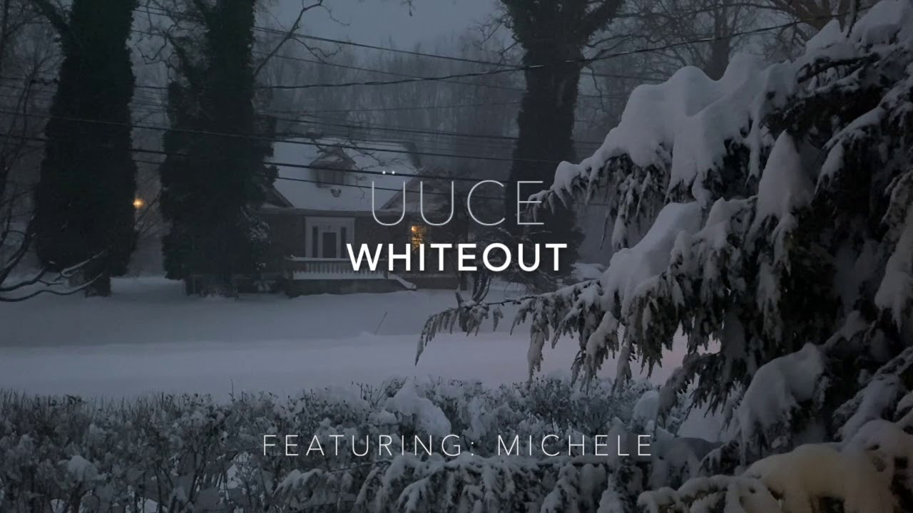ÜUCE – Whiteout (feat. Michele) // Ambient, Trance Piano, Psybient,  Relaxing (Video)