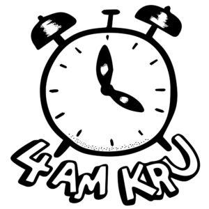 4am Kru interview on Nagamag Music Magazine