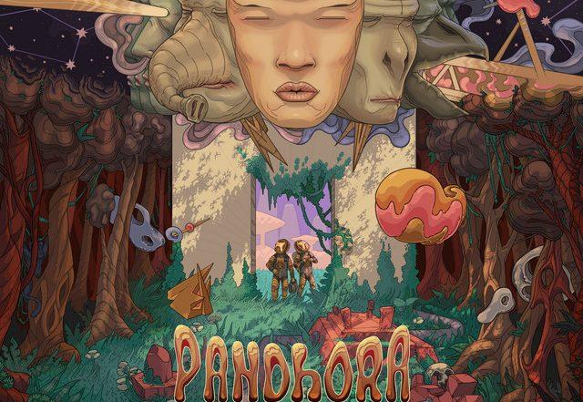 Pandhora - Ataraxia (Spotify), House music genre, Nagamag Magazine