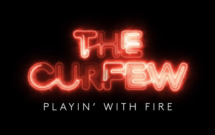 The Curfew - Playin' with Fire (Official Audio) (Video), Blogwave music genre, Nagamag Magazine