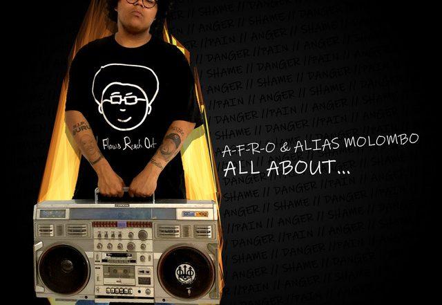Alias Molombo, A-F-R-O - All About... (Spotify), Hip-Hop music genre, Nagamag Magazine