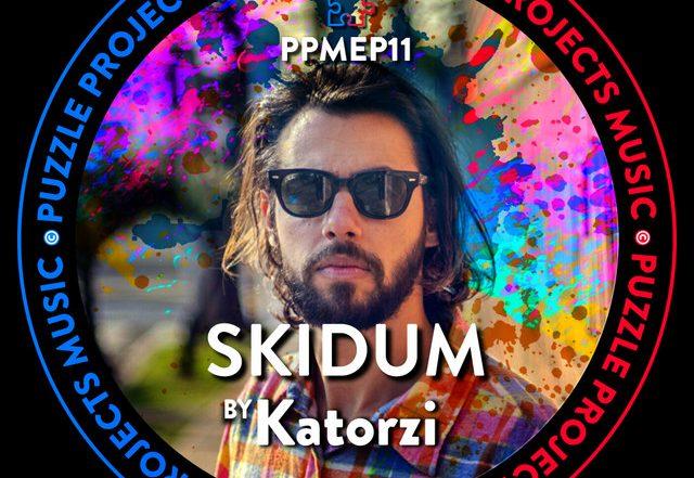 KATORZI - Skidum (Spotify), House music genre, Nagamag Magazine