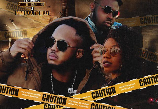 Mykii J, Sooftheradiokid, Mimi A.K.A. The Kelly - Crime Scene 2.0 - song by Mykii J, Sooftheradiokid, Mimi A.K.A. The Kelly   Spotify (Spotify), Hip-Hop music genre, Nagamag Magazine