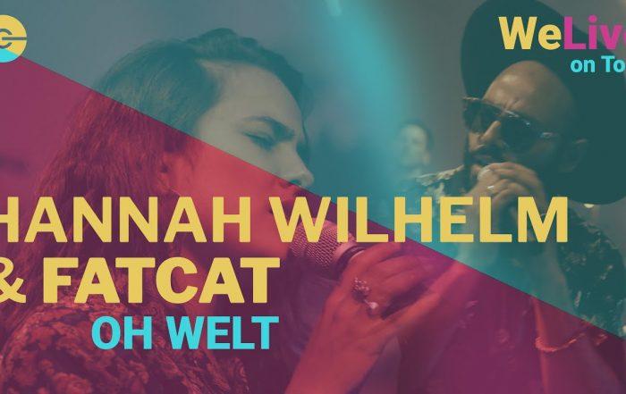 Hannah Wilhelm u0026 FATCAT - Oh Welt   WeLive on Tour - Live in der Sternenberghalle   Episode I (Video), Jazz music genre, Nagamag Magazine
