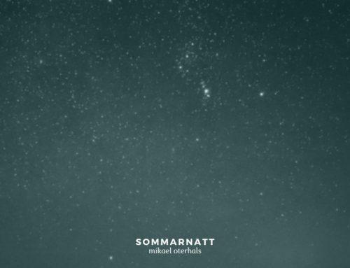 Mikael Oterhals – Sommarnatt (Spotify)