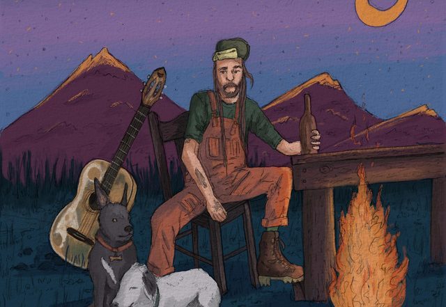 Pine Hound - Forsythia (Spotify), Neoclassical music genre, Nagamag Magazine