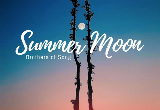 Brothers Of Song - Summer Moon (Spotify), Jazz music genre, Nagamag Magazine