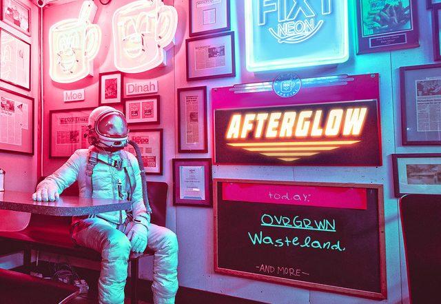 OVRGRWN - Wasteland (Spotify), Blogwave music genre, Nagamag Magazine