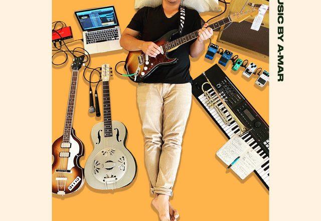 A-Mar - Colors (Spotify), Jazz music genre, Nagamag Magazine