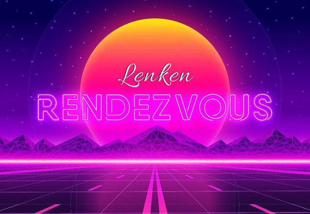 Lenken - Rendezvous (Spotify), Blogwave music genre, Nagamag Magazine