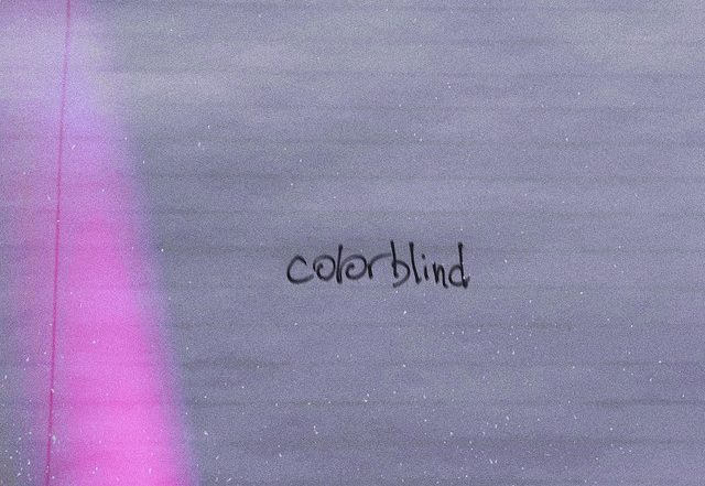 Mokita - colorblind (Spotify), Pop music genre, Nagamag Magazine