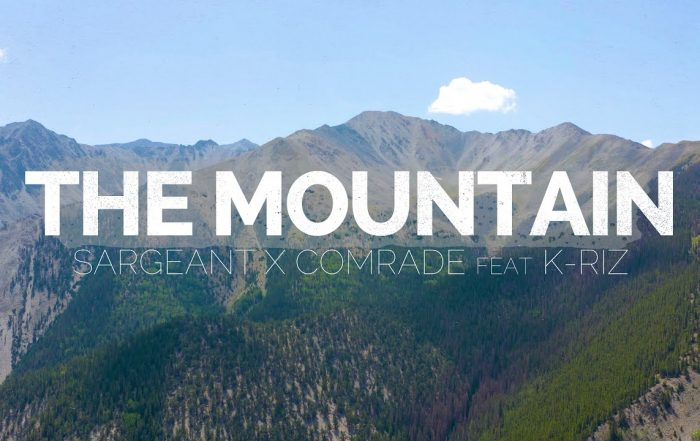The Mountain - Sargeant X Comrade feat K-Riz (Video), Hip-Hop music genre, Nagamag Magazine