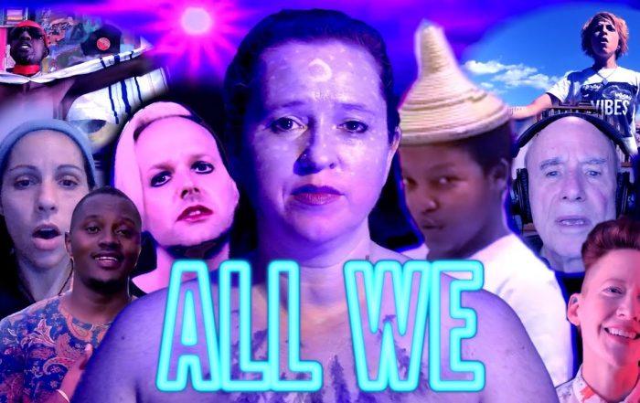 Unheard Sirens Inc. - All We (Video), Blogwave music genre, Nagamag Magazine