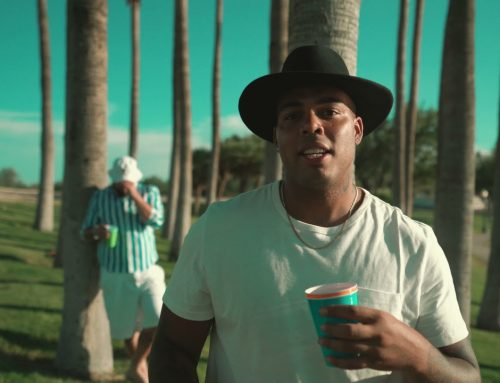 Xavier White – Holiday ft. DR (Video)